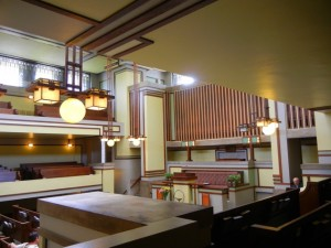 UNITY TEMPLE FLW