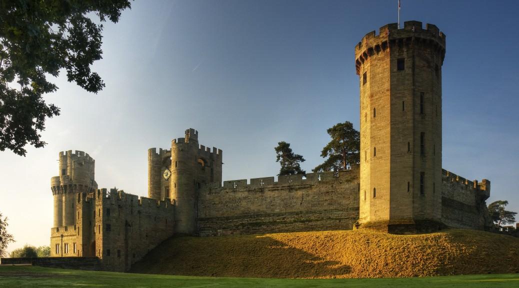 Warwick Castle Image - New