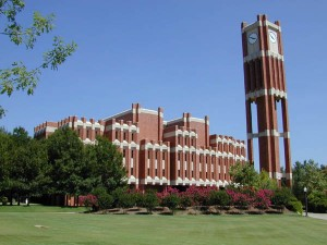 Bizzell Library 2