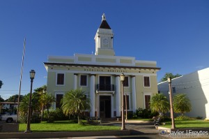 City Hall Salinas, PR