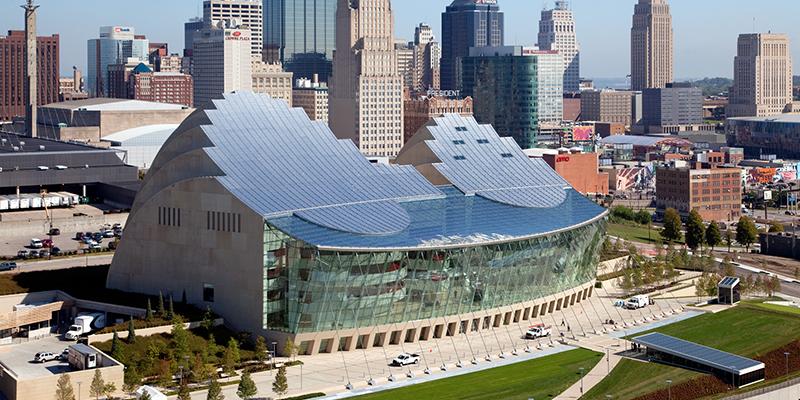 Kauffman Center Kansas City Mo