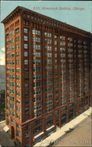 Monadnock Building Chicago